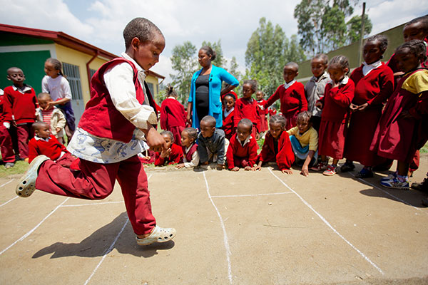 The Right to Play in Ethiopia